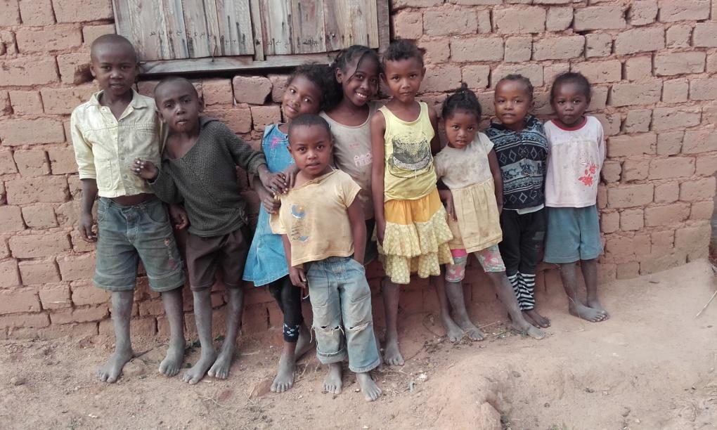 Une petite photo de groupe