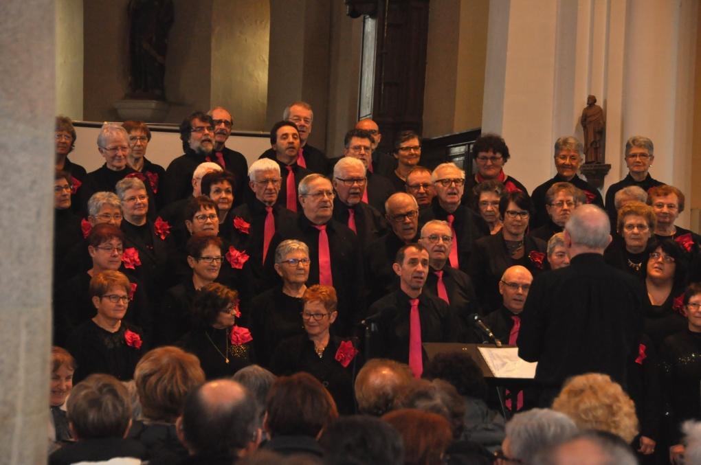 Concert pour l'association