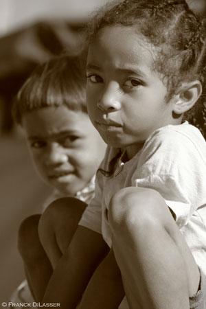 Quelques visages malgaches