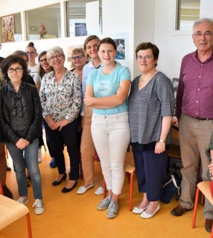 Opération bol de riz 2018, Lycée Notre-Dame du Roc  – La Roche sur Yon