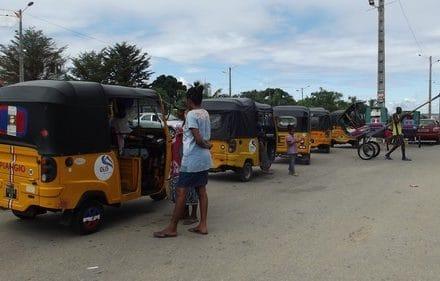 Les transports à Majunga