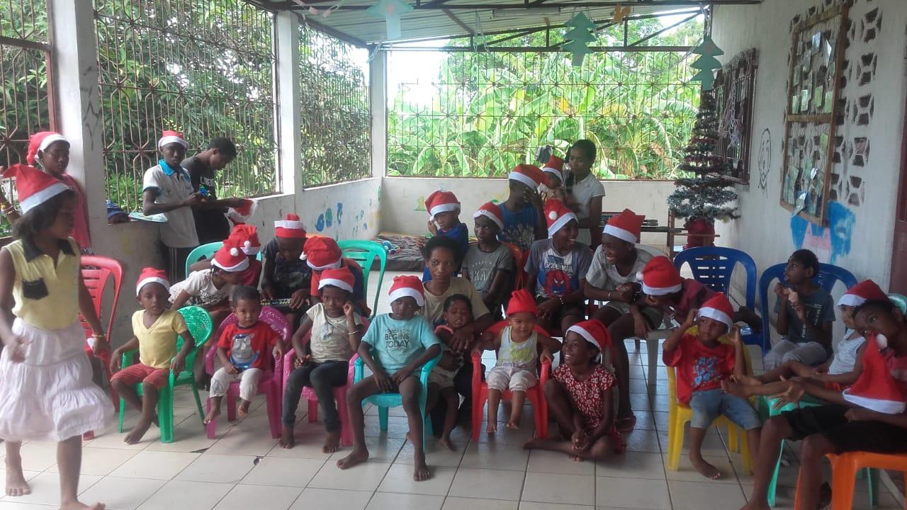 Noël chez Zita