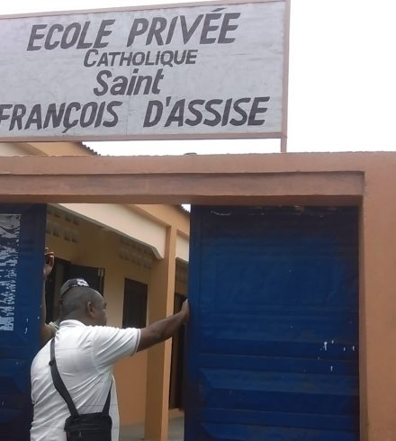 ECOLE ST FRANCOIS D'ASSISE
